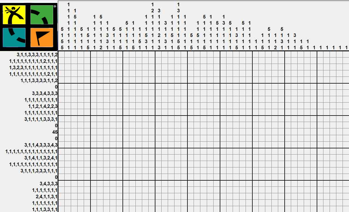 GC5QFBQ X Marks The Spot: Nonograms Are Easy Aren't They ...