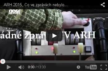 Videozpravodajství č.13 - klikem spustit