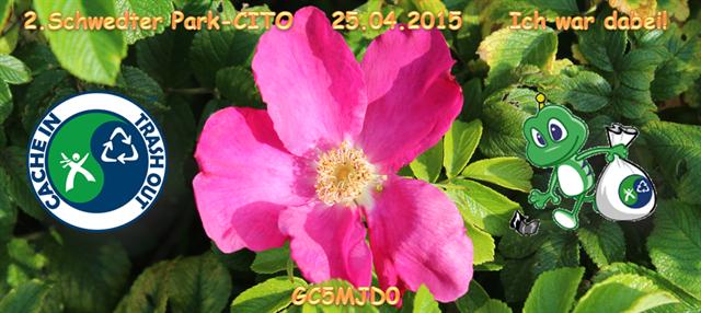 2. Schwedter Park-CITO am 25.04.2015