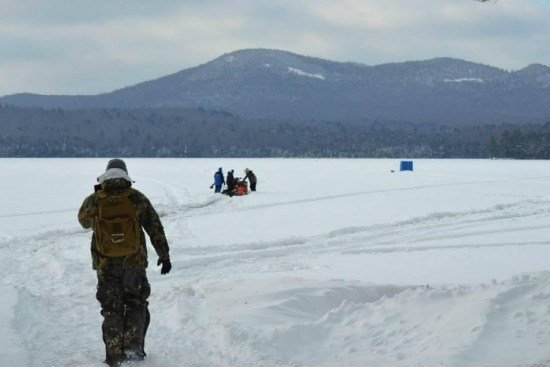Gc5mn9z ice fishing lake eaton unknown cache in new york for Ice fishing ny