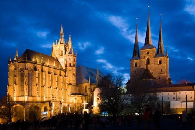 Erfurt kennenlernen