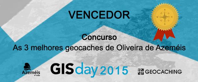 Vencedor do concurso: As 3 melhores geocaches de Oliveira de Azeméis