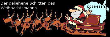 Banner Der geliehene Schlitten de Weihnachtsmanns