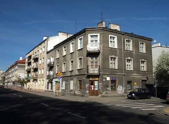 Najstarszy dom w okolicy
