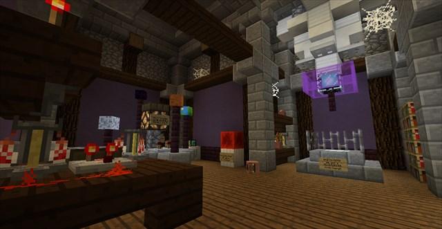 Minecraft treasure hunt map download