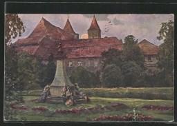 původní budova muzea