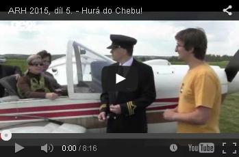 Videozpravodajství č.5 - klikem spustit