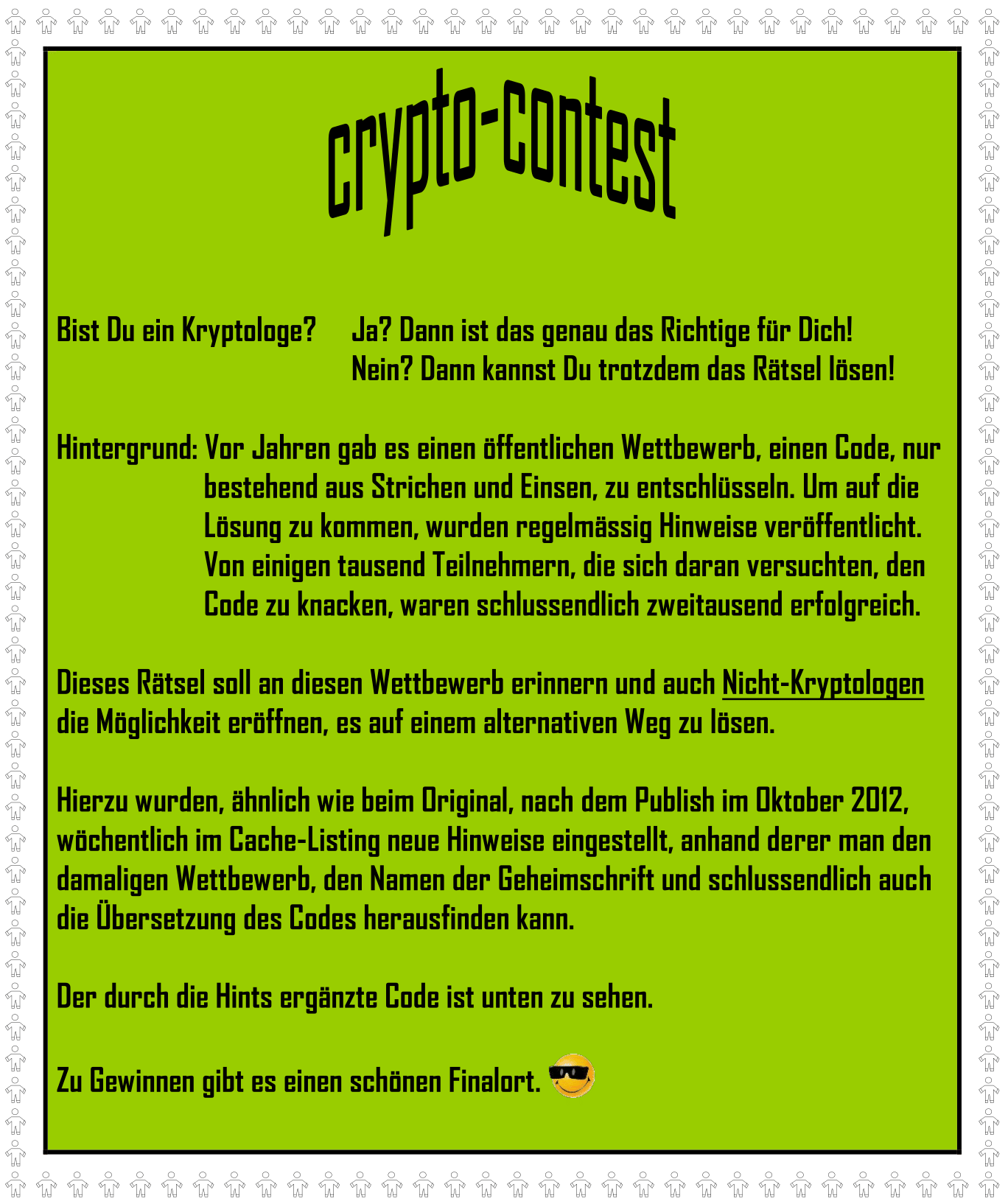 Gc3xyez Crypto Contest Unknown Cache In Baden Württemberg Germany