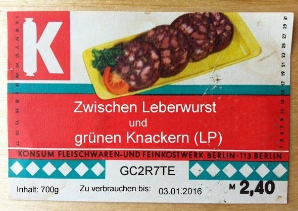 Leberwurst inhalt