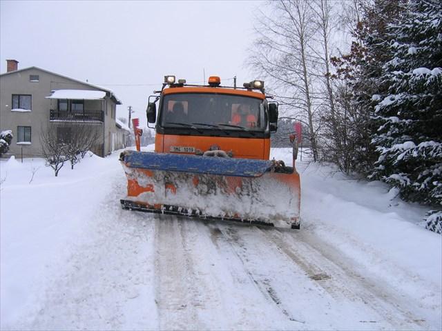 Jindřichov - samota Na Čardě dne 20. února 2009