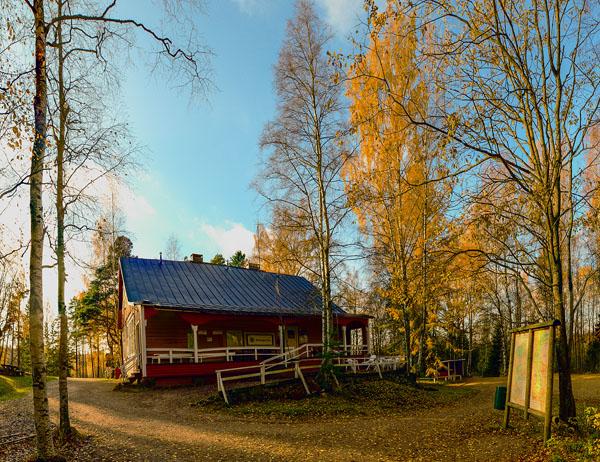 GC5MBWX Maunulan majan multi (Multi-cache) in Finland created by Lehtonen