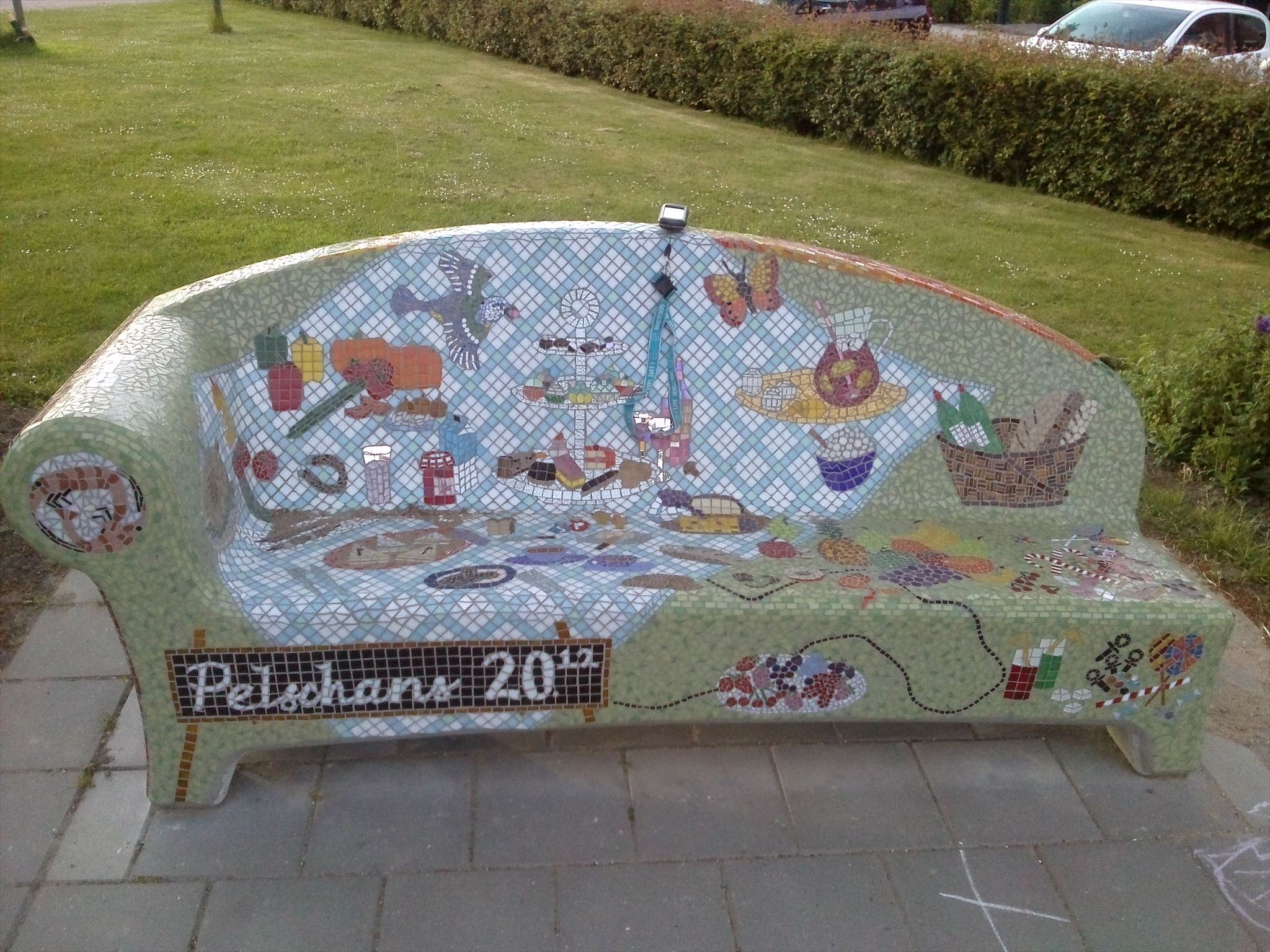 Social Sofa Pelschans