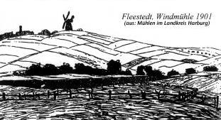 Mühle auf dem Kattenberg