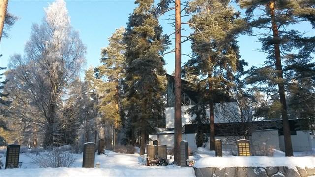 Tainionkosken hautausmaa