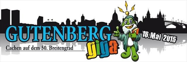 MEGA Mainz Gutenberg 2015 - Mainz
