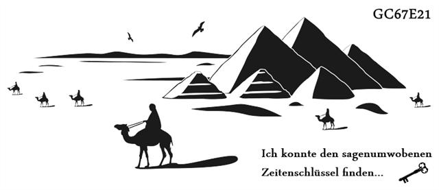 Der sagenumwobene Zeitenschlüssel - Pfalz