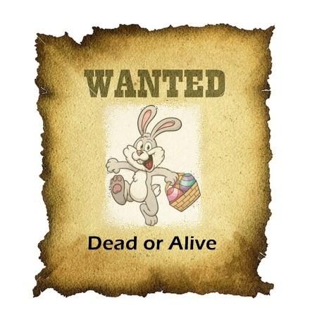 Wanted - Der Osterhase