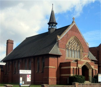 Queensway Methodist Church
