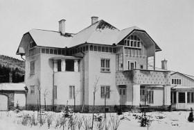 Vila rodiny Spaunů