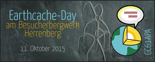 Earthcache-Day am Besucherbergwerk Herrenberg