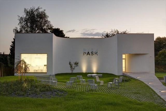 Současná podoba pavilonu