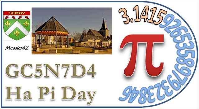 Ha Pi Day - 3.14.15