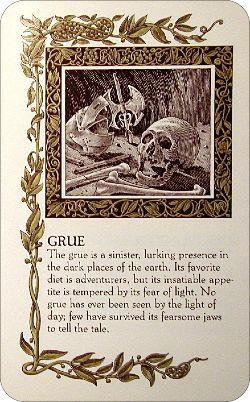 GCVEND Beware the GRUE (Traditional Cache) in Ontario
