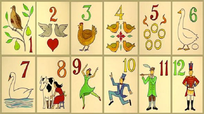 the twelve days of christmas also known as twelvetide is a festive christian season to celebrate the nativity of jesus in most western church traditions - When Is The First Day Of Christmas