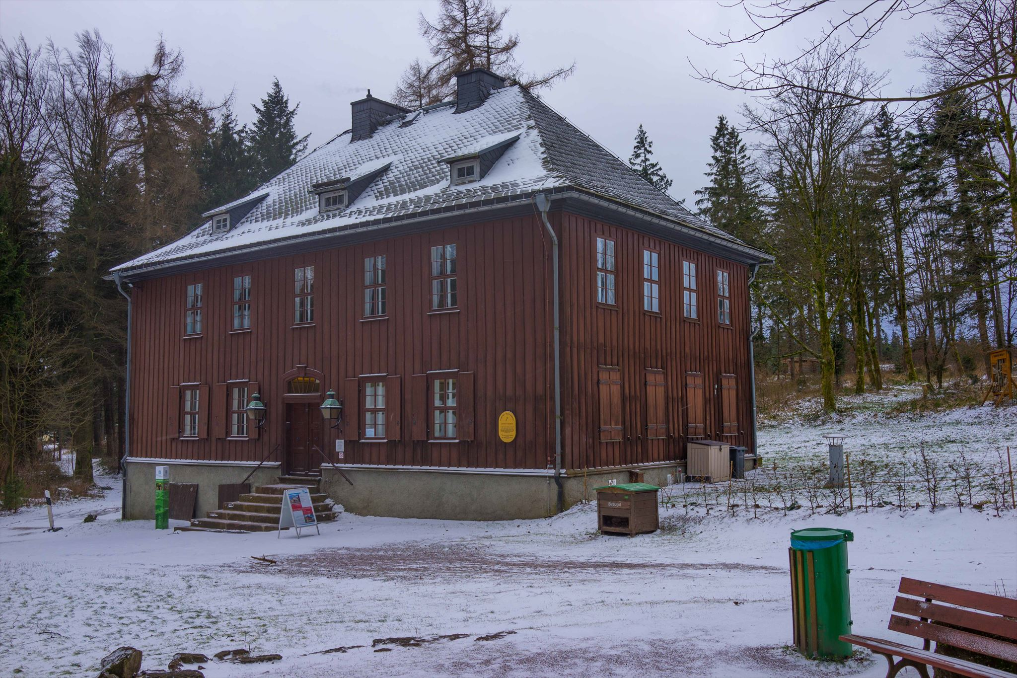 Jagdhaus Gabelbach
